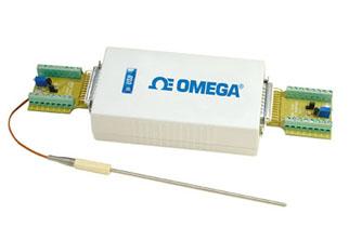 Systém pro měření teploty připojitelný na USB sběrnici | OMET-USB-73T8, OMET-USB-73T16 a OMET-USB-73T32