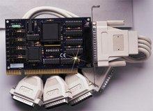 Four Port ISA RS-232 Interface | OMG-VERSACOMM4-EX-DB25 Series