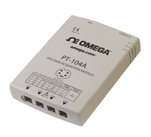Module d'acquisition de données à 4 canaux RTD, interface USB/Ethernet | PT-104