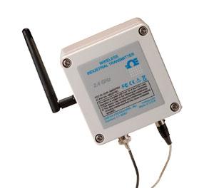 Transmetteur de  pH/température sans filà compensation automatique de température | UWPH-2-NEMA