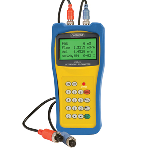 Portable ultrasonic Flow meter | FDT-21