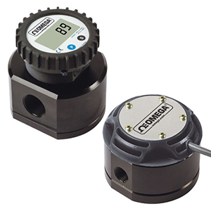 Positive Displacement Flow Meter Flow meters for solvents | FPD3300