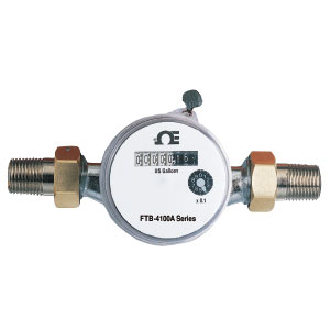 Turbine Flowmeters For Water | FTB-4100