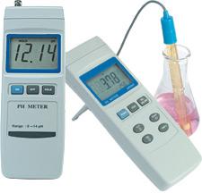 Økonomisk pH-måler eller pH/mv-måler | PHH222