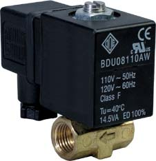 Low Cost Solenoid Valves Direct-Acting | SVM3100 Series