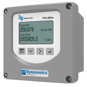 Pipe Mounted Transit-Time Ultrasonic Flow Meter & Display  | UFM-DWE-Series