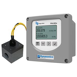 Remote Mounted Transit-Time Ultrasonic Flow Meter & Display  | UFM-DWF-Series