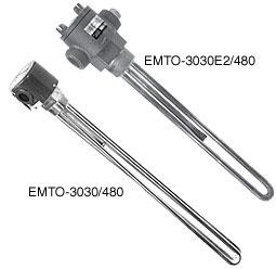 Screw Plug Immersion Heaters | EMTO-3000 Series