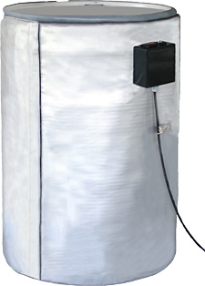 Drum Heater 55 Gallon Wraparound | FCDH Series
