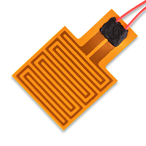 High Temp Polymide Flexible Heaters  | HTPFH-SERIES