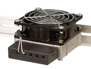 DIN Rail Enclosure Heater | HVL031 Series