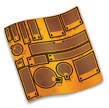 kapton insulated flexible heaters | KH-KIT-EFH-15001