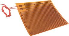 Kapton-isolerede fleksible varmeaggregater | KHR, KHLV, KH Series