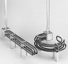 Over-the Side Immersion Heaters for Mildly Corrosive Fluids   TLS & KTLS Series