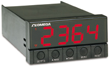 DP25B_E Series 1/8 DIN Process Panel Meter | DP25B-E