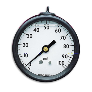Vibration Resistant Liquid Filled Gauges | PGF