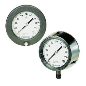 Dial pressure gauges | PGH & PGJ