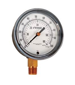 Industrial Independent Pressure Gauge Wikai