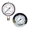 Stainless Steel Pressure Gauge - Order online