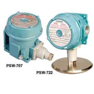 Heavy Duty Industrial Switches, Single or Dual Setpoint, Internal or External Adjustment | PSW-700