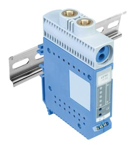 DIN Rail Low Differential  Pressure Transmitters with 4-20 mA Output | PX665 Series