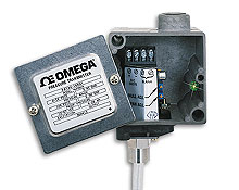 Terminal Box Style Current Output Pressure Sensors | PX700-I
