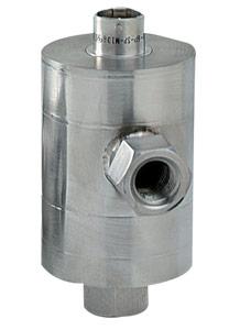 Wet/Wet Differential Pressure Transducers with Millivolt/Volt Output | PXM81-mV Series, Metric