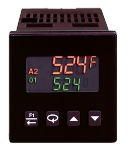 1/16 DIN Autotune Temperature and Process Controllers | CN63200 and CN63400 Series