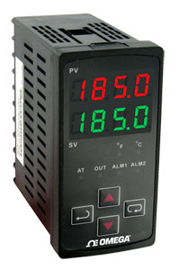 1/8 DIN Vertical Temperature Controllers | CN710 Series