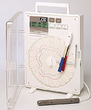 Circular Chart Recorder for Temperature and Humidity | CTH89 Series