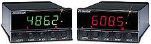 Teplotní panelové indikátory 1/8 DIN série INFINITY