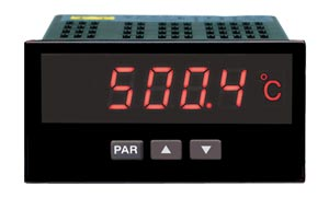 1/8 DIN Digital Panel RTD Meters | DP63200-RTD
