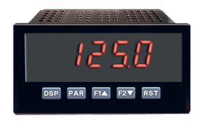 Panel Meters For AC True RMS Voltage and Current | DP63700-AC