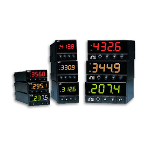 i-Series 1/32, 1/16, 1/8 DIN Temperature/Process Meters | DPi Series