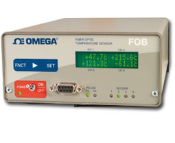 Fiber Optic Thermometer | FOB100 Series