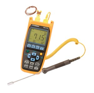 4 Channel Data Logger Thermometer | HH147U