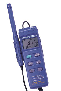 Temperature Humidity Meter | HH311