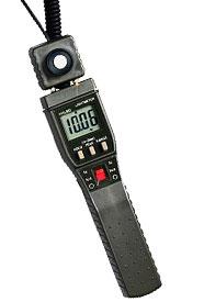 Kapesní měřiče osvětlení | HHLM-2, HHLM-1, HHLM-1MV