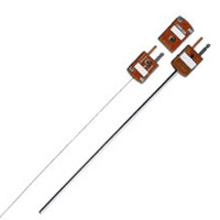 1 to 3mm Diameter MI Construction Thermocouples Terminated With A Miniature Plug. | (*)MQSS Series