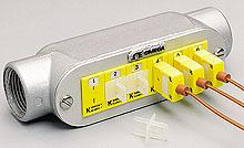 Konektorové propojovací krabice | Série JPCB, TJPCB a RJPCB