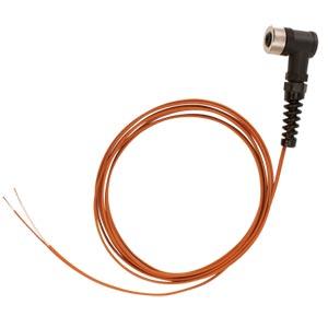 M12-kabler med stik til termokoblere, som kan eftermonteres | M12CFM-TC Series