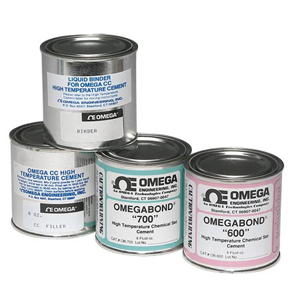 Thermally Conductive High Temperature Cements | OMEGABOND™ Chemical SetCement Series