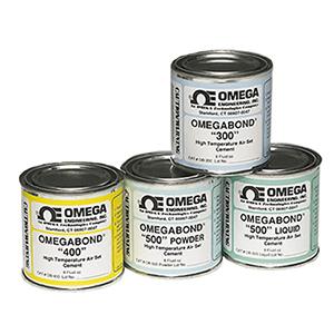 High Temperature Cements, Models, OB-300, OB-400, OB-500, | OMEGABOND™ Air Set Cement Series