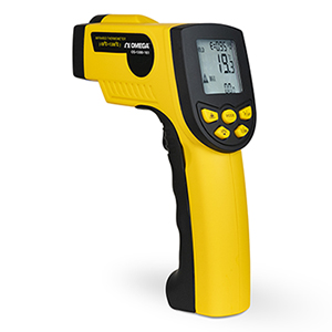 Omega´s Industrial High Performance Infrared Pyrometer Series    OS1300-Series