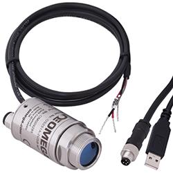 Capteur de température à infrarouge configurable sur PC  | OS150-2USB Series