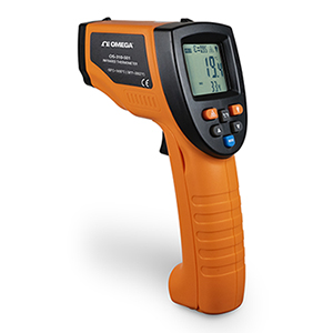 Omega´s Industrial High Performance Infrared Pyrometer Series  | OS310-Series