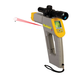 Long Range Handheld Infrared Thermometers | OS534E-LR