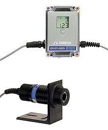 Průmyslový infrateploměr s analogovým výstupem | OS550 Série