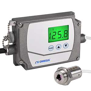 Adjustable Output, 21 FOV, Fixed IR Sensor with built-in display | OSAO-Series