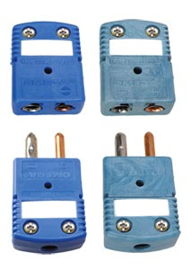 OSTW_HST_OSTW Series Standard Size Thermocouple Connectors | OSTW-(*), HST-(*) and HSTW-(*)